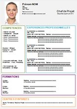 """Résultat de recherche d'images pour """"exemple de cv"""" Curriculum Vitae Word, Word Cv, Job Search, Resume, Images, Google, Curriculum Template, Cv Template, Human Resources"""