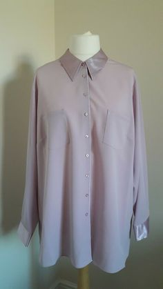 Women's MARKS & SPENCER Shirt Long Sleeves Size 22 Spencer Shirts, Long Tunic Tops, Sale Uk, Sleeveless Tunic, Alternative Outfits, Summer Tops, Printed Blouse, Shirt Blouses, Long Sleeve Shirts