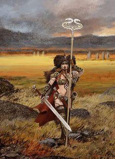 Adrian Smith - Serpent Clan Leader