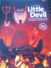 Little devil SK 72 october 2010 Alan Dart, Devil, Free Pattern, Knitting Patterns, October, Decoration, Toys, Poster, Decor