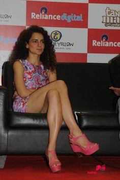 Tanu Weds Manu Returns Promotions At Reliance