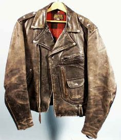 Buco Horsehide Jacket
