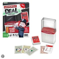 Monopoly Deal Shuffle - Vlaamse editie