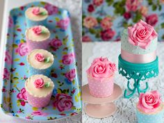 Lulu's Sweet Secrets: Rose Water and Pistachio Cake to Celebrate!