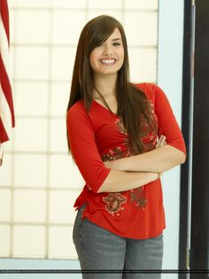 demi lovato as the bell rings photos | Demi Lovato - As The Bell Rings promoshoot (2007) - Anichu90 Photo ...