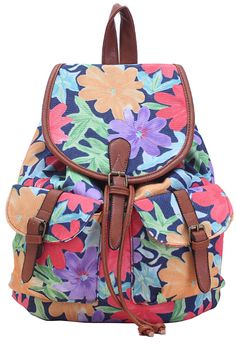 019dcf82f84 Canvas Travel Casual Backpack for Women Girls Teens School College Travel  Backpack, Rucksack Backpack,