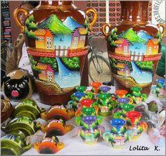 Artesanías de Rabinal, Baja Verapaz. Foto por Lolita Kato l Sólo lo mejor de Guatemala _ Rabinal, Alta Verapaz crafts. Photo by Lolita Kato l Only the best of Guatemala