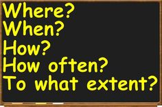 What Are Adverb(ial) Phrases in English?