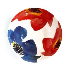 Bowl Floral - Loja Muug    Ceramic Floral Bowl developed by MUUG