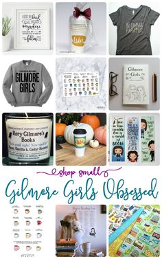 "My ""Gilmore Girls Ob"