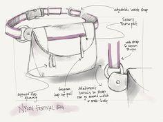 New Bag Sketches — Dana Ramler