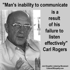 """In the Rogerian approach to argumentation, effective communication requires both understanding another's reality and respecting it"" (Elements of Argument 13)."
