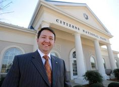 Citizens National Bank, a Mississippi-based independent community bank, is celebrating 125 years of service this month.