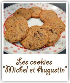 La VRAIE recette des cookies