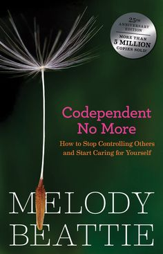 Codependent No More: How to Stop Controlling Others and Start Caring for Yourself  by Melody Beattie ($8.56) - This book is very well written & easy to understand. - There is so much here that I will read this book over and over. - This book helps you understand why you are codependent. ↑ Click on picture or link to view more on http://Amazon.com/exec/obidos/ASIN/B00BS027FC/hpb2-20/ASIN/B00BS027FC ←