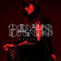 banks goddess album cover - Google Search