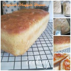 We love bread in our home, oh yes, we do! But do I bake bread???? Oh goodness no…too difficult, too time consuming….too…oh I don't know….Scary!! Why is it so scary Net…