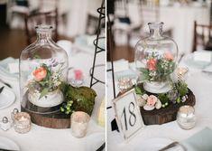 Bohemian-Vintage Tea Party Wedding: Amity + Jesse | Green Wedding Shoes Wedding Blog | Wedding Trends for Stylish + Creative Brides