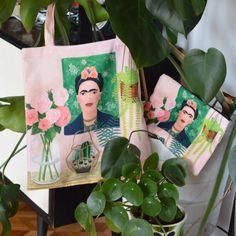 http://deco-graphic.com sac Frida par Mélanie Voituriez pour Atomic Soda