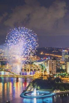 Happy Fourth of July from The Burgh