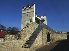 Medieval Walls, Bardejov, Slovakia