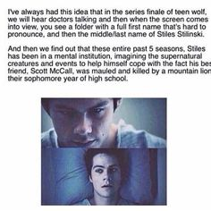 Stydia And Teen Wolf ❤️