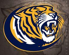 Tiger Mascot on Behance