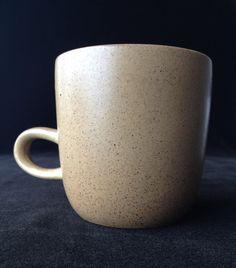 Heath vintage Heath mug studio pottery heath ceramics mug coffee cup Edith Heath made in USA  California pottery