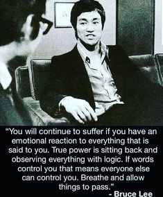 Bruce lee is a Hollywood and martial arts icon. His contribution to the world of fighting is still remembered today. Quotable Quotes, Wisdom Quotes, True Quotes, Great Quotes, Inspirational Quotes, Quotes Quotes, Idiot Quotes, Socrates Quotes, Rain Quotes