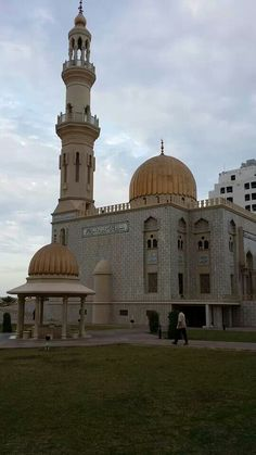 Al Zawawi Mosque - Muscat - Oman