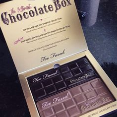 Chocolate Palettes