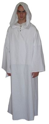 Custom Ritual Robe Wiccan Pagan Up to Size 5X | eBay. Can make in burgundy or red. Turnaround time is only a few days. $65 w ship, but I think we might be able to talk them down on whole price for multiple items. EDIT - have message to the seller about bulk order and price. Waiting to hear back!