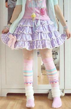 Beautiful Kawaii Clothes Ideas For Women Looks More Beautiful Harajuku Fashion, Kawaii Fashion, Lolita Fashion, Cute Fashion, Asian Fashion, Fashion Outfits, Kawaii Dress, Kawaii Clothes, Kawaii Outfit