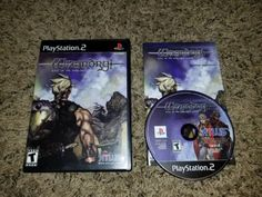 Wizardry: Tale of the Forsaken Land- complete PlayStation 2 ps2 great condition: $54.99 End Date: Saturday Nov-4-2017 21:48:24 PDT Buy It…