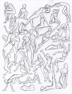 Imagen de body, art, and drawing