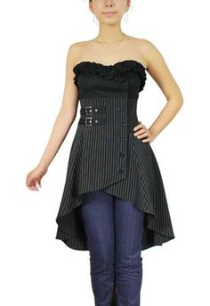 Steampunk Plus Size Clothing