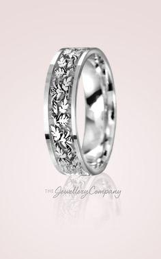Resultado de imagen para celtic wedding rings