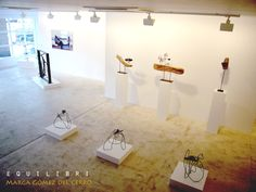 Exposición EQUILIBRI de MARGA GÓMEZ DEL CERRO (2007)