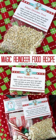 How to create a christmas eve box pinterest magic for Christmas eve food ideas uk
