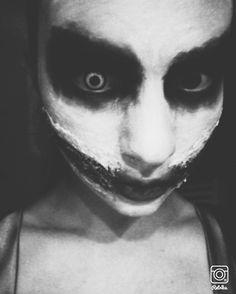 Joker facepaint