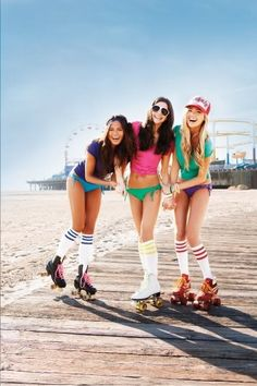 Rollerblades I Need To Do This On Santa Monica Beach Haha Summer
