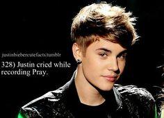 Awwh, it's ok, I cry listening to Pray...
