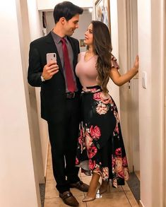 Classy Going Out Outfits, Classy Outfits, Beautiful Outfits, Sunday Outfits, Couple Outfits, Modest Fashion, Fashion Dresses, Conservative Fashion, Long Skirt Outfits