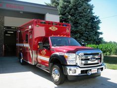 New ambulance for east Joliet