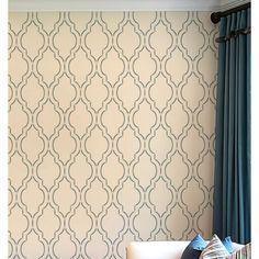 Sophia-Trellis-Allover-Stencil-Large-Reusable-wall-stencils-for-DIY-decor