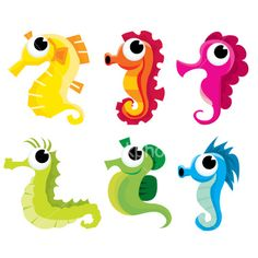 Seahorses are unique in the animal kingdom because the male becomes pregnant and gives birth! Description from pinterest.com. I searched for this on bing.com/images