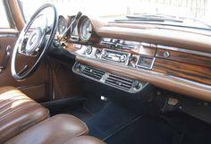 1965 MERCEDES BENZ 220 SE Cabriolet