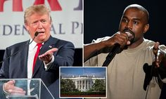 Could Kanye West actually become president? #DailyMail