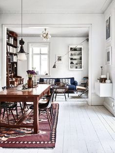 White floors?