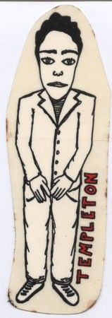 I checked out The New Deal Ed Templeton Vintage Skateboard Sticker NOS on Lish, $19.99 USD
